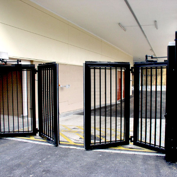 Image Result For Accordion Security Gate
