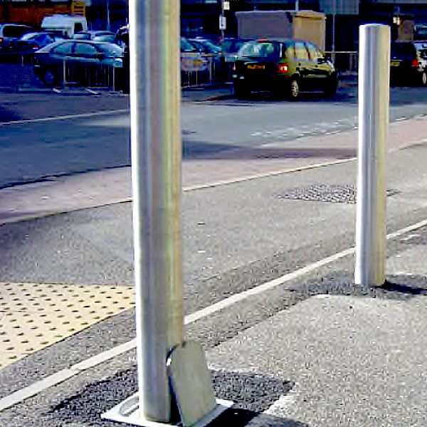 Telescopic Bollard