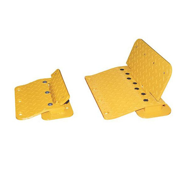 Surface MountedTraffic Flow Control Plates