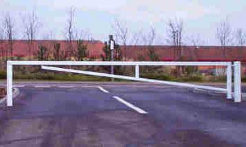 Manual Swing Barrier