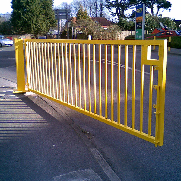 Manual Swing Barrier